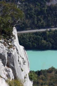 Sabotino 13set09-031-fiume Isonzo dalle gallerie del Sabotino-BELLE-ph Dario GASPARO